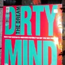 "DIRTY MIND HTF'90 ITALIAN STYLE PS 12"" THE DREAM TECHNO"