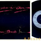 "EYELESS IN GAZA Sun Bursts In '83 Cherry Red UK 7"" 4AD"