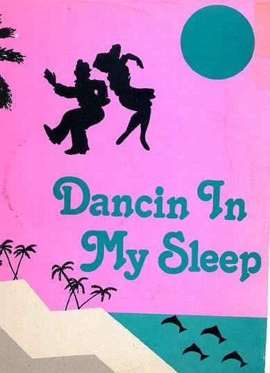 "SECRET TIES DANCIN' IN MY SLEEP'86 12"" FREESTYLE BOOGIE"