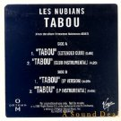 "LES NUBIANS TABOU 12"" RARE DJ ONLY DOUBLE PACK"