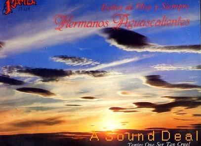 HERMANOS AGUASCALIENTES TENIAS SER TAN CRUEL RAMEX LP