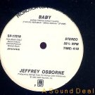 "JEFFREY OSBORNE '82 New Love SOUL DJ 12"" ASD"