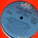 "STARS ON 45 OG'85 12"" THE SAM & DAVE MEDLEY"