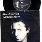 "ANTHONY MORE World Service 7"" HENRY COW Slapp Happy UK"