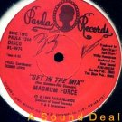 MAGNUM FORCE Cool Out Get In the Mix '84 Paula 12""