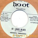 KENNETH THREADGILL CHUCK JOYCE RARE TEXAS HOOT 45 HEAR!
