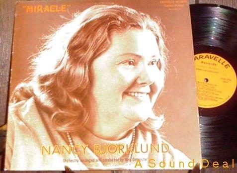 NANCY BJORKLUND MIRACLE LP PRIVATE FLA HEAR