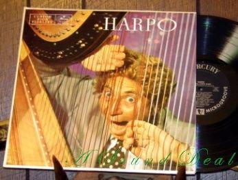 HARPO MARX IN HI FI Rare Original Press ASD US