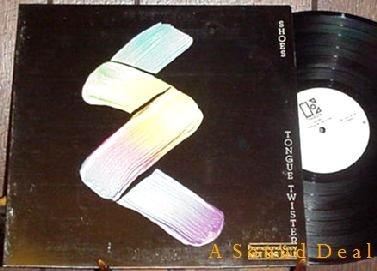 SHOES TONGUE TWISTER '81 POWER POP LP WL DJ PRO MINT!!!