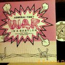 ADMIRAL TIBET OOP '87 WAR IN A BABYLON RAS DANCEHALL LP