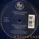 """SIMON HARRIS '89 FFRR 12"""" ANOTHER MONSTER JAM BASS HOP"""