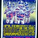EDGE FEST '96 Poster SUPERDRAG Refreshments Poe SCOTS