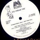 "ICE CREAM TEE JAZZY JAY Can't Hold Back 12"" DJ PROMO"