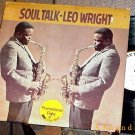 LEO WRIGHT Soul Talk '70 Vortex WLP Sax LP HEAR