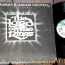 """ARAGORN BALLROOM ORCESTRA'78 DISCO PS 12"""" LORD OF RINGS"""