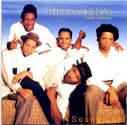 PASADENAS HTF OOP '92 EURO CD YOURS SINCERELY SOUL