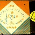 "ORCHESTRE JAZIRA OG '84 REMIX 12"" LOVE SAKABO TOBIBI-YA"