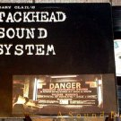TACKHEAD SOUND SYSTEM RARE OG'87 LP ON-U DUB INDUSTRIAL