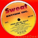 "RHYTHM INC OG'94 UK DOUBLE REMIX 12"" HOLD ON (MY HEART)"