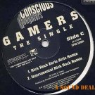 "CONSCIOUS DAUGHTERS DOUBLE 12"" DJ PRO ONLY GAMERS RAP"