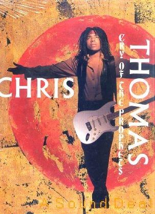 CHRIS THOMAS PROPHETS CRY SS '90 LP TEXAS GUITAR BLUES