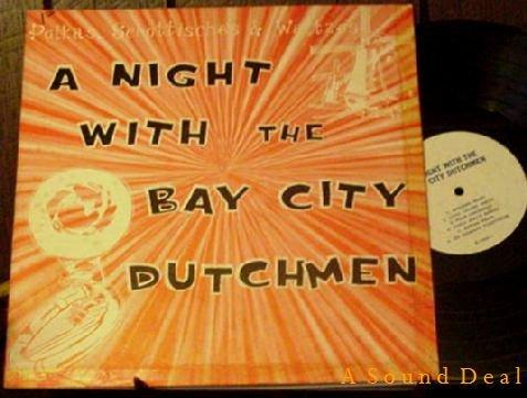 BAY CITY DUTCHMEN RARE '62 TEXAS PRIVATE POLKA LP SCHOT