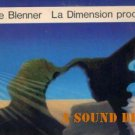 SERGE BLENNER OOP ELECTRONICA LP LA DIMENSION PROCHAINE