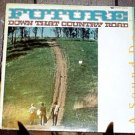 FUTURE'69 Down the Country Rock Road LP Byrds ASD