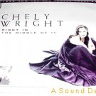 CHELY WRIGHT '96 RIGHT IN THE MIDDLE OF IT PROMO POSTER