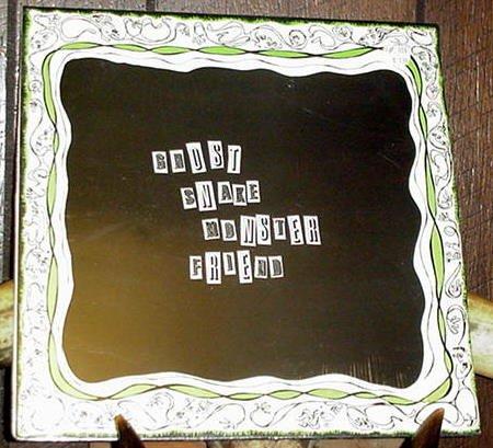 GHOST SNAKE SEALED '88 AUSSIE COMP LP WILL &t BUSHMEN++