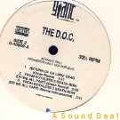 "THE D.O.C.'89 12"" DOC RETURN OF DA LIVIN' DEAD DJ REMIX"