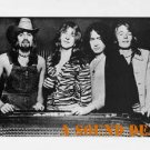 BAD COMPANY Vintage 70's Promo Photo AOR w/PAUL RODGERS