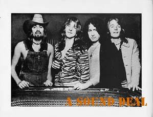 BAD COMPANY Vintage 70's Promo Photo AOR w/PAUL RODGERS