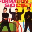 "INFORMATION SOCIETY DJ'90 PS 12"" HOW LONG ELECTRO BREAK"