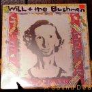 WILL + THE BUSHMEN '87 GAWK LP POWER POP INDIE SEALED!!