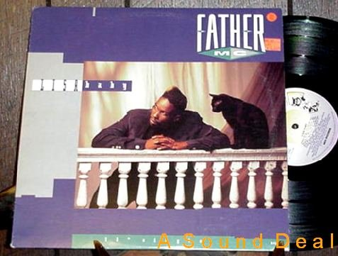 FATHER MC ORIGINAL OLDSKOOL '91 LISA BABY PS 12""