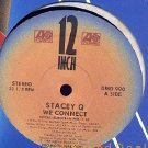 "STACEY Q OG '88 DJ PROMO 12"" WE CONNECT REMIXES"
