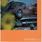 HOTWHEELS JR! RARE TEXAS PRIVATE CD INDIE PUNK SEALED!!