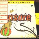 ERASURE '87 2 LP TWO RING CIRCUS 12' REMIXES