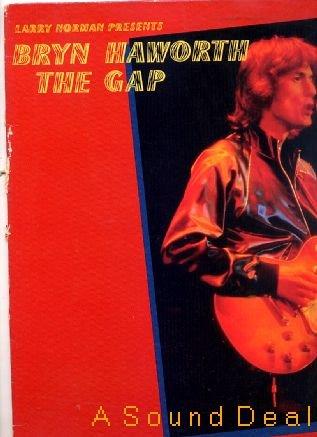 BRYN HAWORTH GAP '83 LP LARRY NORMAN ERIC CLAPTON CCM
