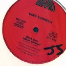 GINO VANNELLI '85 DJ PROMO BLACK CARS DANCE REMIX 12""