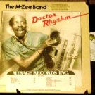 M-ZEE BAND DOCTOR RHYTHM LP '81 DJ PRO DISCO BOOGIE