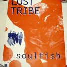 LOST TRIBE SOULFISH '94 Windham Hill POSTER JAZZ FUSION