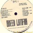 "QUEEN LATIFAH OG '89 DJ PRO TOMMY BOY 12"" DANCE FOR ME"