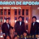 LOS BARON DE APODACA '88 FREDDIE LP TEX-MEX TEJANO CHIC