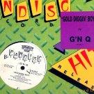 "G 'n Q Gold Diggin' Boyz Pandisc DJ 12"" BASS ASD"