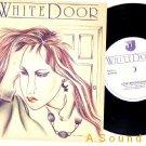"""WHITE DOOR ORIG' 83 UK PS 7"""" LOVE BREAKDOWN NEW WAVE"""