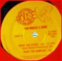 "JOHN MORALES & CHERIE '89 12"" ROCK THE HOUSE OH MY GOD"