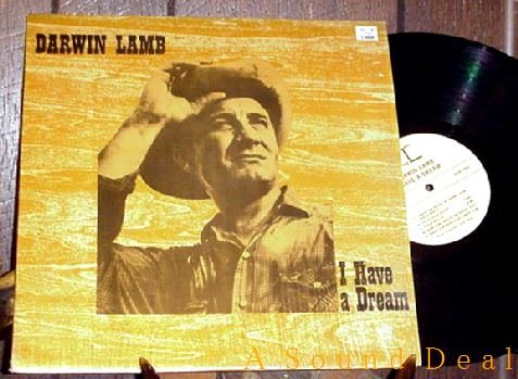 DARWIN W LAMB PRIVT LP I HAVE A DREAM ACTOR PERSONALITY