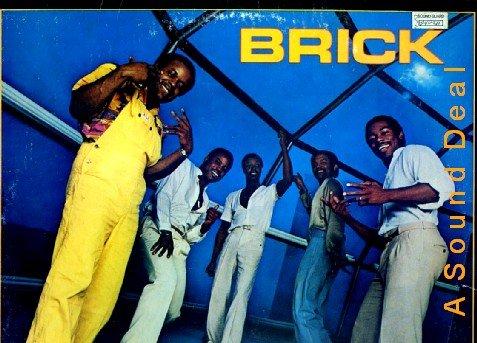 BRICK OG'80 LP WAITING ON YOU FUNK DISCO BOOGIE